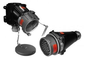 Urządzenia wtykowe przeciwwybuchowe DXN37C